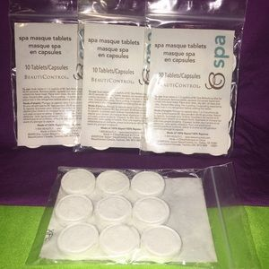 BeautiControl Spa Masque Tablets